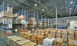 Виды размещения и хранения товаров на складе