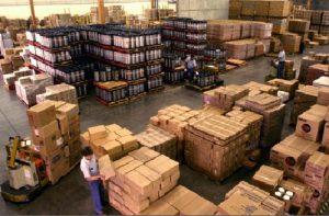 Сортировка, комплектация, маркировка и стикеровка грузов, взвешивание
