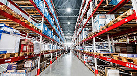 Хранение на отапливаемом складе